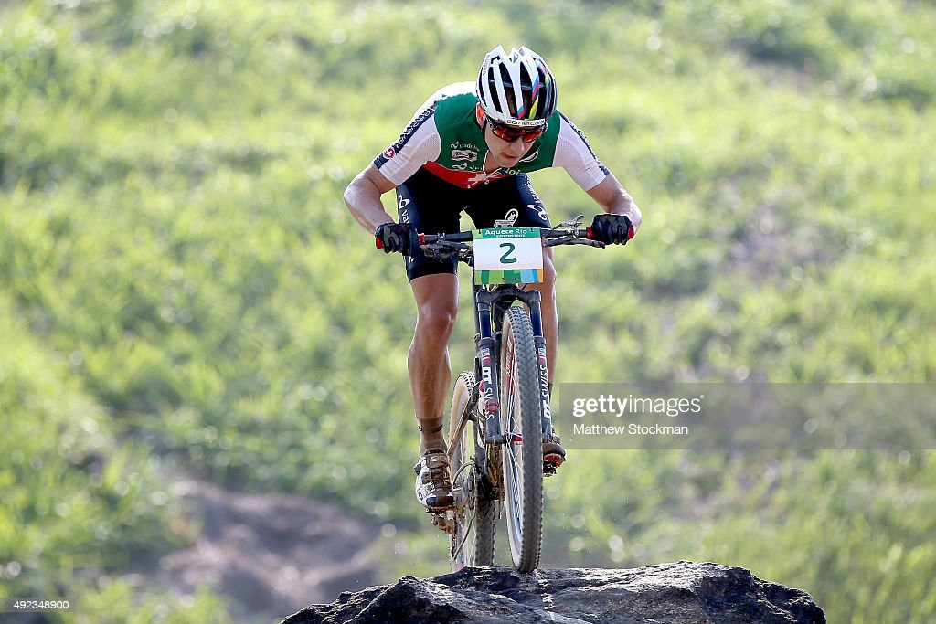 International Mountain Bike Challenge - Aquece Rio Test Event for the Rio 2016 Olympics