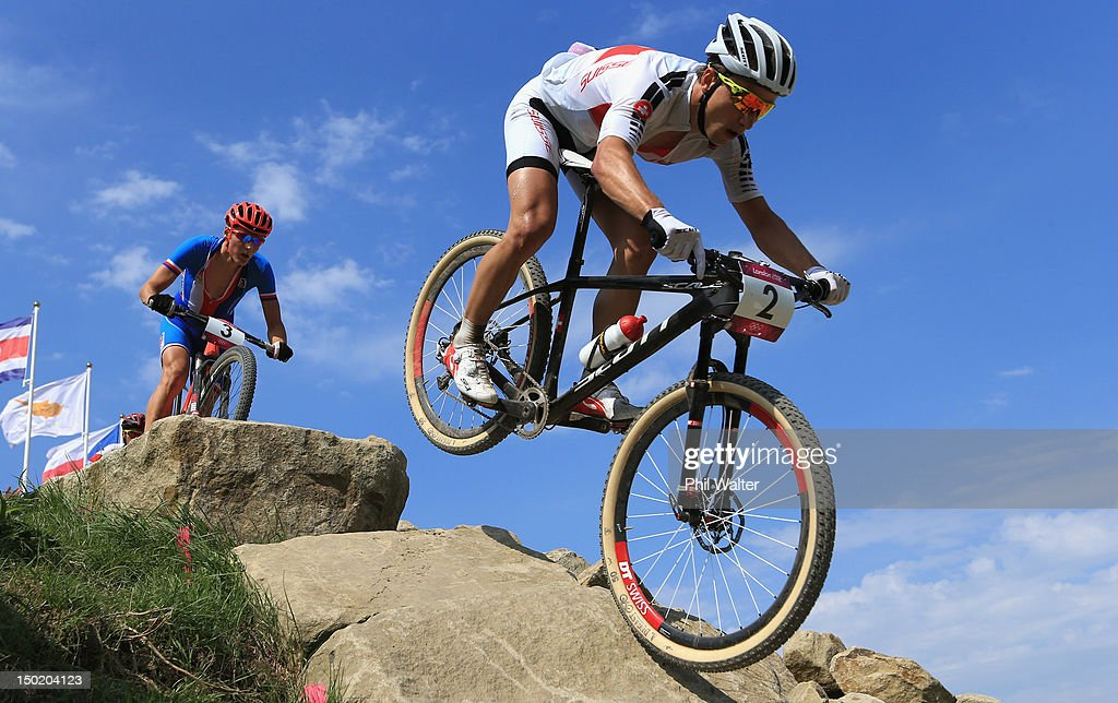 Olympics Day 16 - Cycling - Mountain Bike