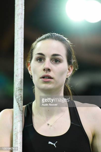 Ninon GUILLON-ROMARIN of France during the Meeting De Lievin 2020 on February 19, 2020 in Lievin, France.