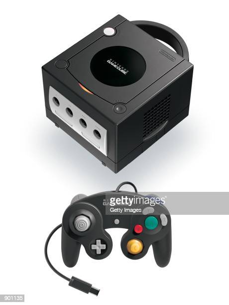 Nintendo's latest video game console Gamecube is on display in an undated photo The Gamecube console is expected to be one of the best selling toys...