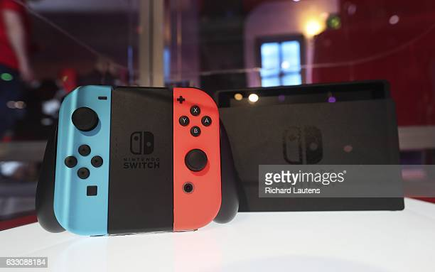 TORONTO ON JANUARY 27 Nintendo's new console the Switch comes out March 3rd There was a media preview this weekend in Toronto at the Metro Convention...
