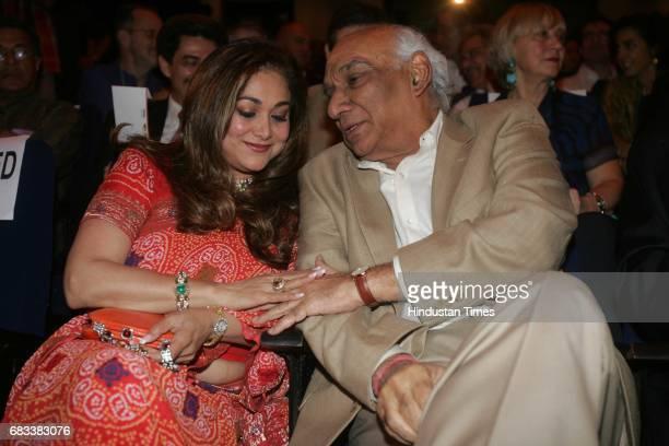 Ninth International Mumbai Film Festival Yash Chopra And Tina Ambani On Thursday