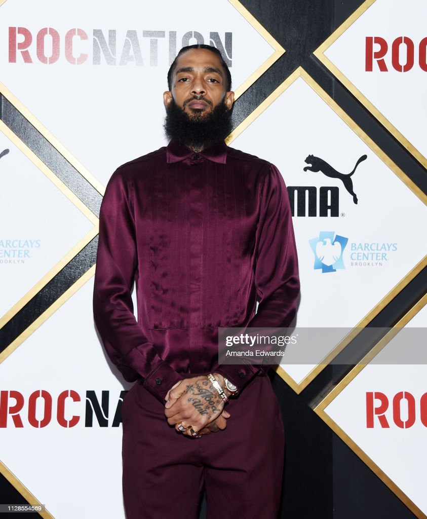 2019 Roc Nation THE BRUNCH  - Arrivals : News Photo