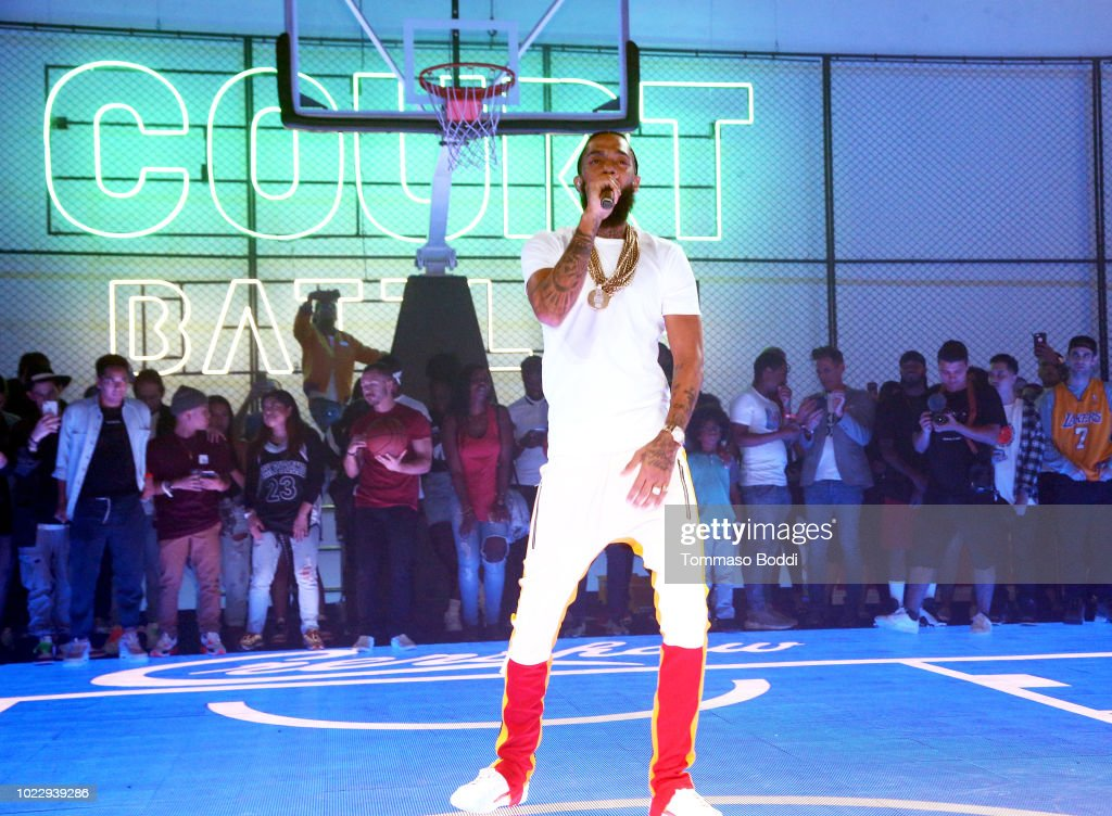 EA SPORTS NBA Live 19 : News Photo