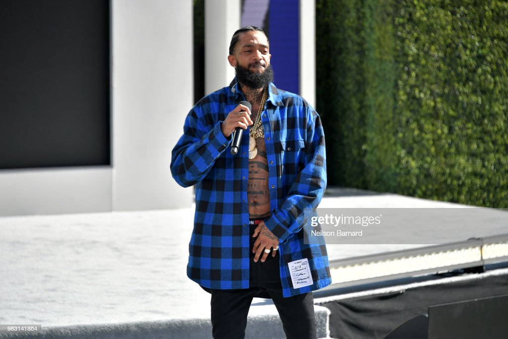 2018 BET Awards Pre-Show - Live! Red! Ready! Sponsored By Nissan : News Photo
