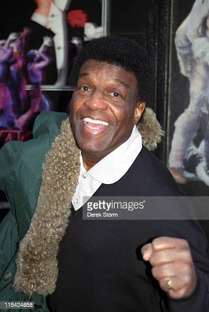 Nipsey Russell during Nipsey Russell sighting in Midtown Manhattan April 11 1996 at Streets of Midtown Manhattan in New York City New York United...