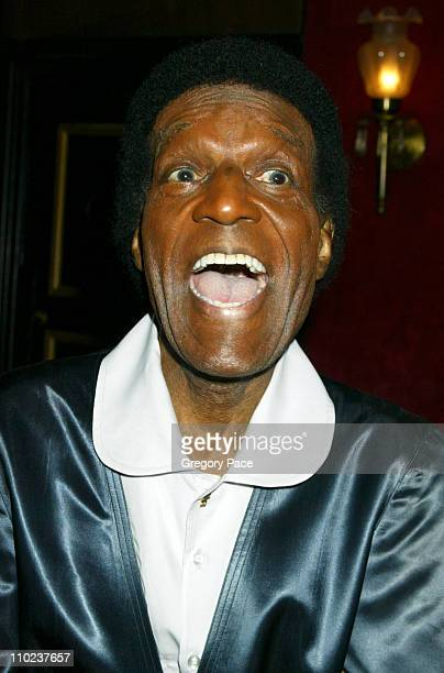 Nipsey Russell during The Aviator New York City Premiere Inside Arrivals at Ziegfeld Theater in New York City New York United States