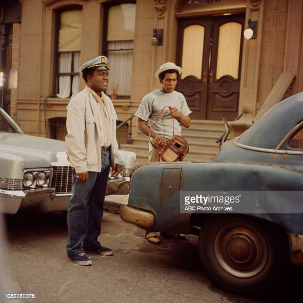 Nipsey Russell Scoey Mitchell appearing in the Walt Disney Television via Getty Images series 'Barefoot in the Park'