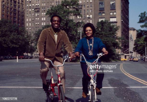 Nipsey Russell Thelma Carpenter appearing in the Walt Disney Television via Getty Images series 'Barefoot in the Park' episode 'Nothing But The Truth'