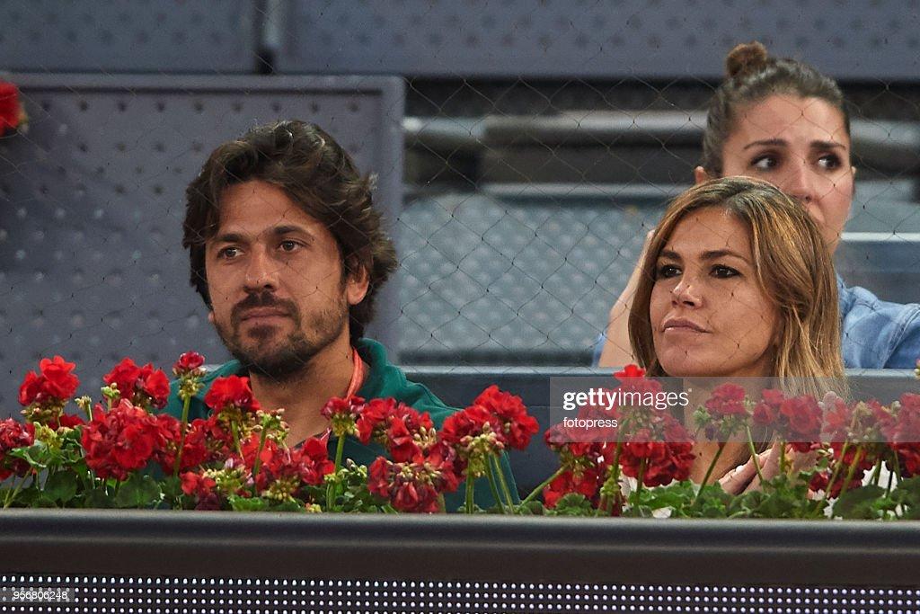 Day 5 - Celebrities Attend Mutua Madrid Open : News Photo