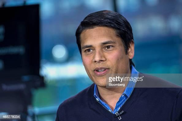 Nirav Tolia, chief executive officer of Nextdoor.com Inc ...