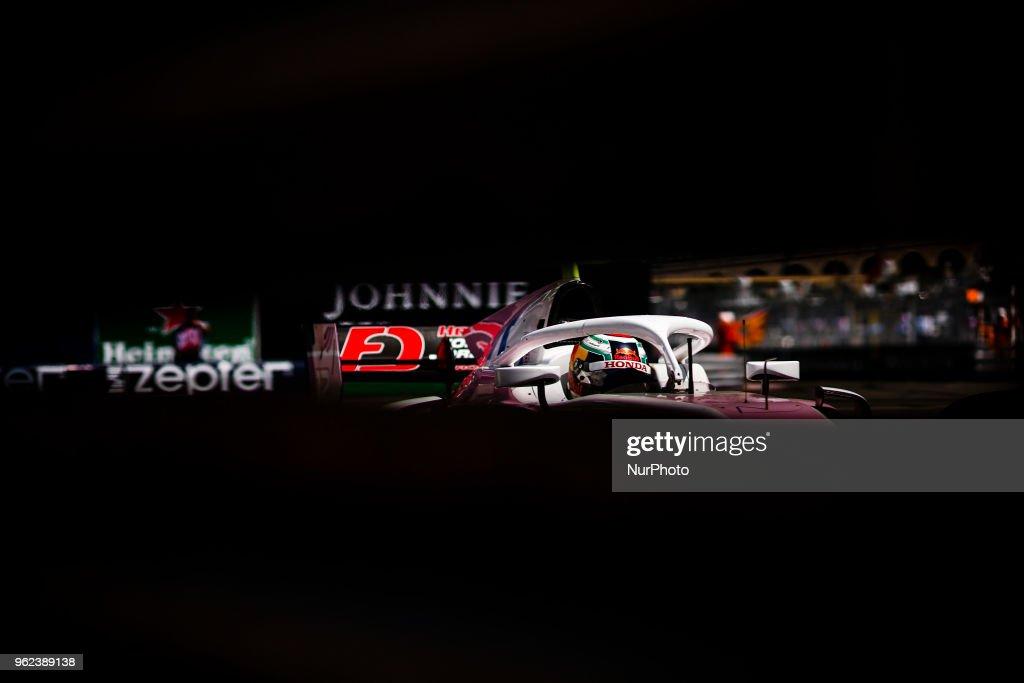 F2 Monaco - Race 1