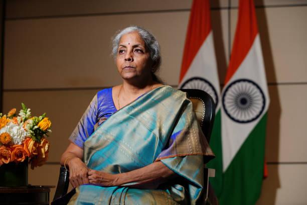 NY: Indian Finance Minister Nirmala Sitharaman Interview