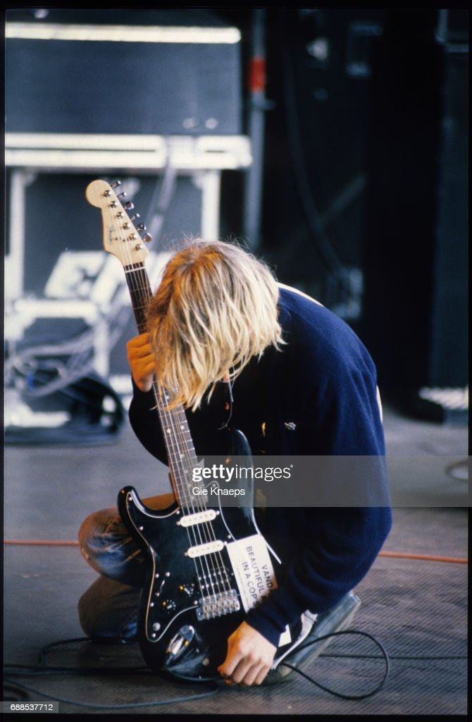 Nirvana : News Photo