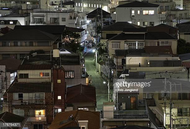 Nishi-Shinjuku Neighbourhood