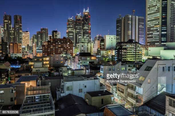 Nishi-Shinjuku Skyline
