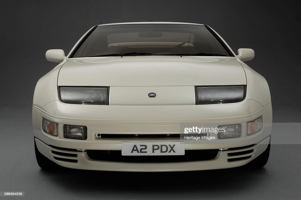 1990 Nissan 300ZX : News Photo