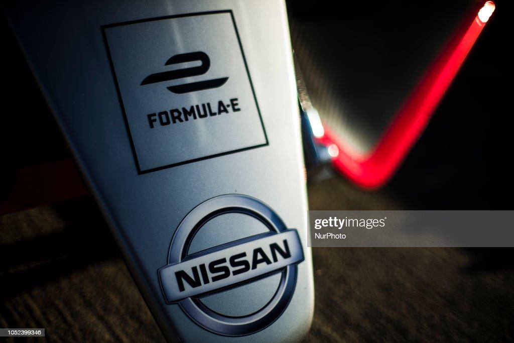 Formula E Tests Valencia : ニュース写真