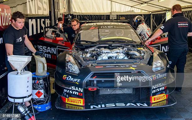 Nissan GT Academy Team