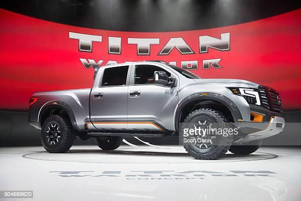 World S Best Nissan Titan Warrior Stock Pictures Photos