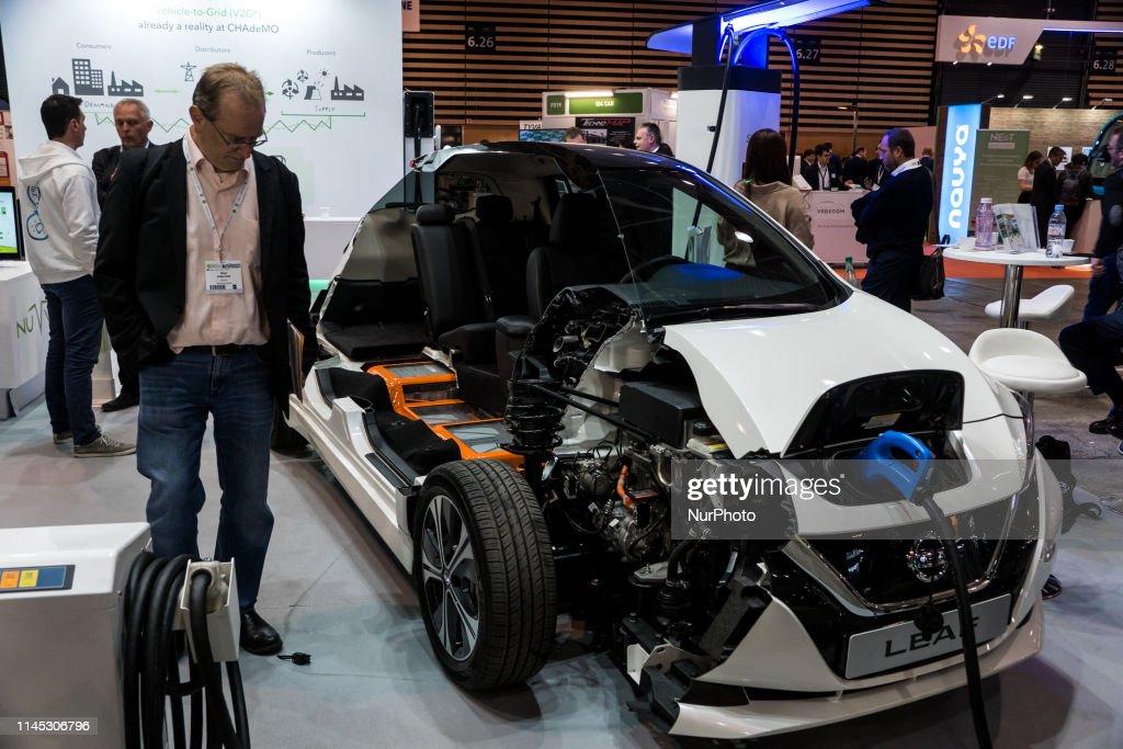 FRA: EVS32 International Electric Vehicle Symposium In Lyon