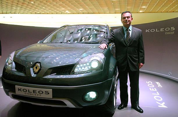 Nissan Motor Co And Renault Sa Chief Executive Carlos Ghosn
