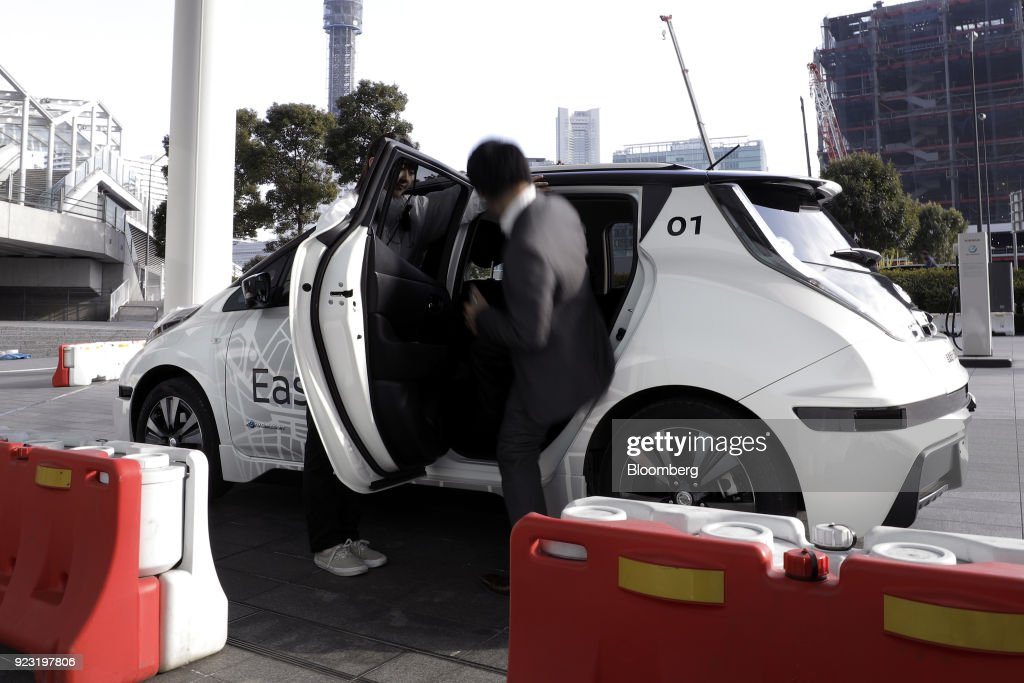 Nissan Motor Co. And DeNA Co.'s To Begin Test On Robot Taxi