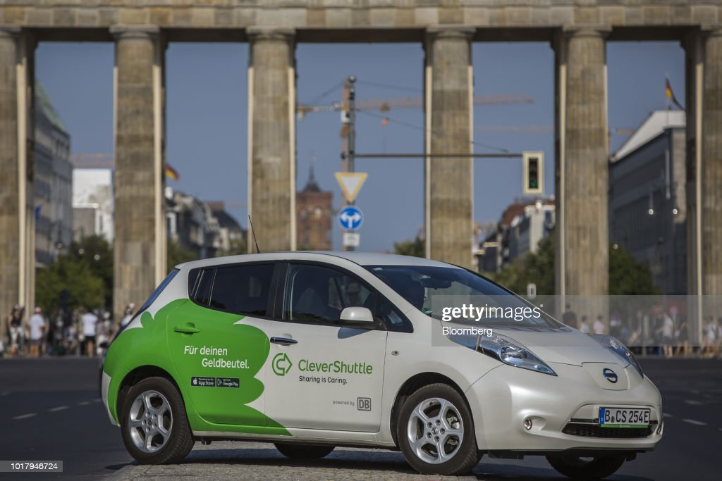 CleverShuttle Electric Car Ride Sharing As Demise Of Automobile Ownership Looms Large