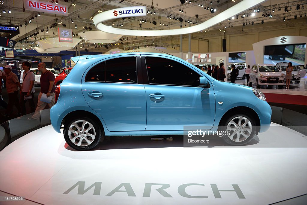 Inside the Gaikindo Indonesia International Auto Show : News Photo