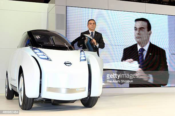 Nissan Land Glider Stock Photos And Pictures Getty Images