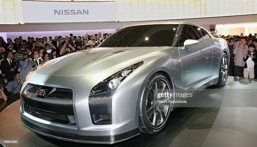 39th Tokyo Motor Show 2005 Preview Pictures Getty Images