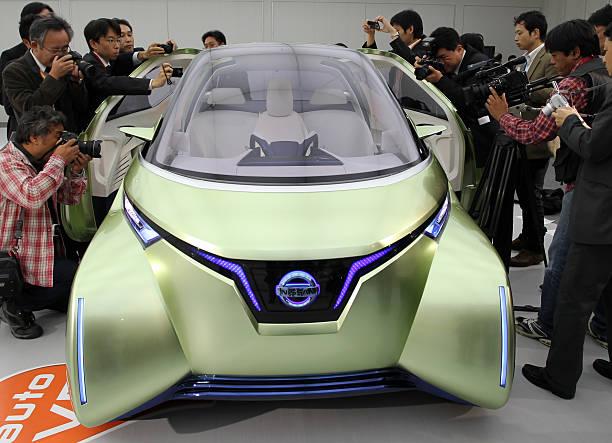 Photos Et Images De Nissan To Maintain Yen Assumptions Even With