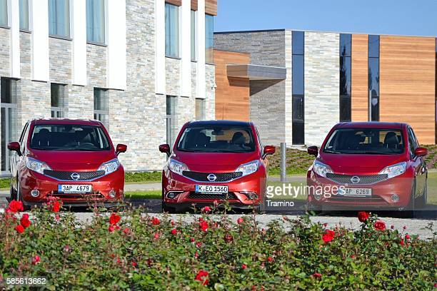 Nissan Note vehicles