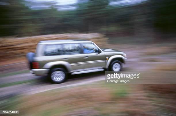 Nissan Patrol GR 2000