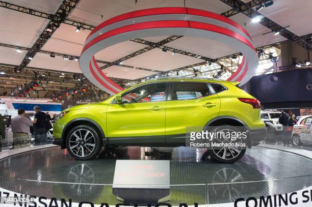 Nissan Quashqai concept car The 2017 Canadian International Autoshow celebrates Canada's 150th anniversary by putting a special focus on our countrys...