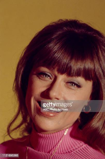 Nita Talbot appearing on the Walt Disney Television via Getty Images tv series 'Here We Go Again'