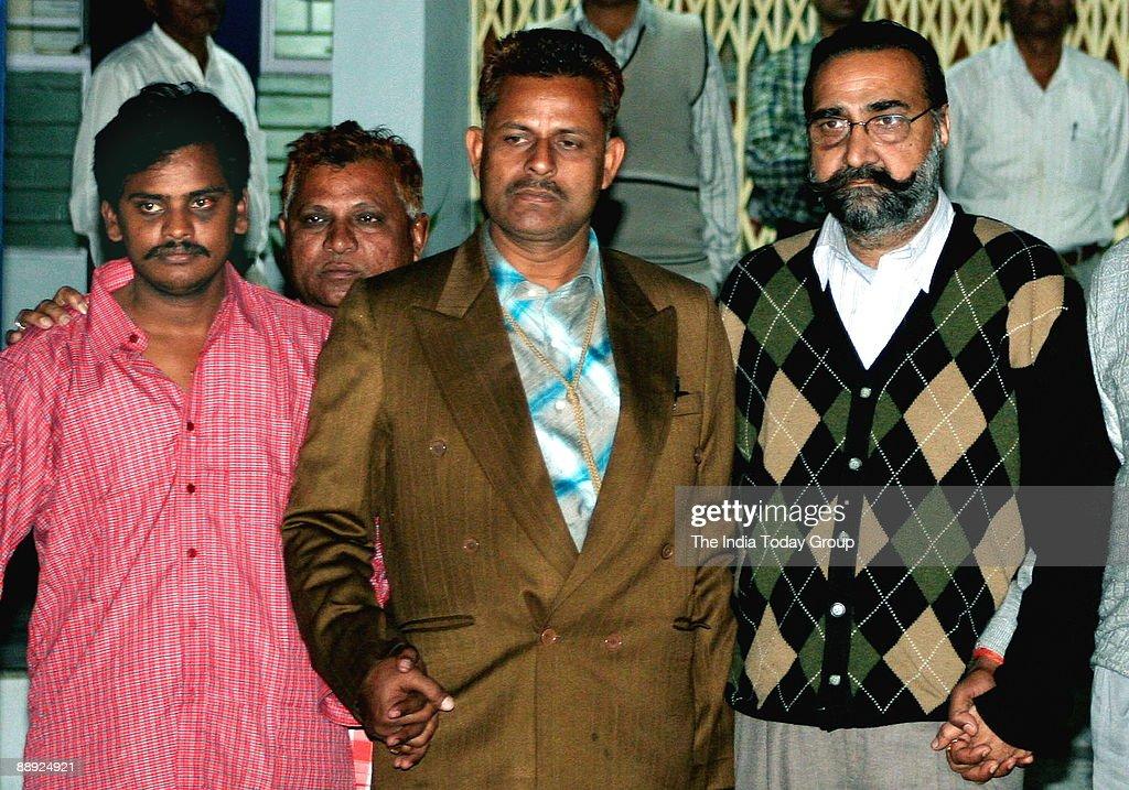 Nithari serial killings accused Moninder Singh Pandher and his