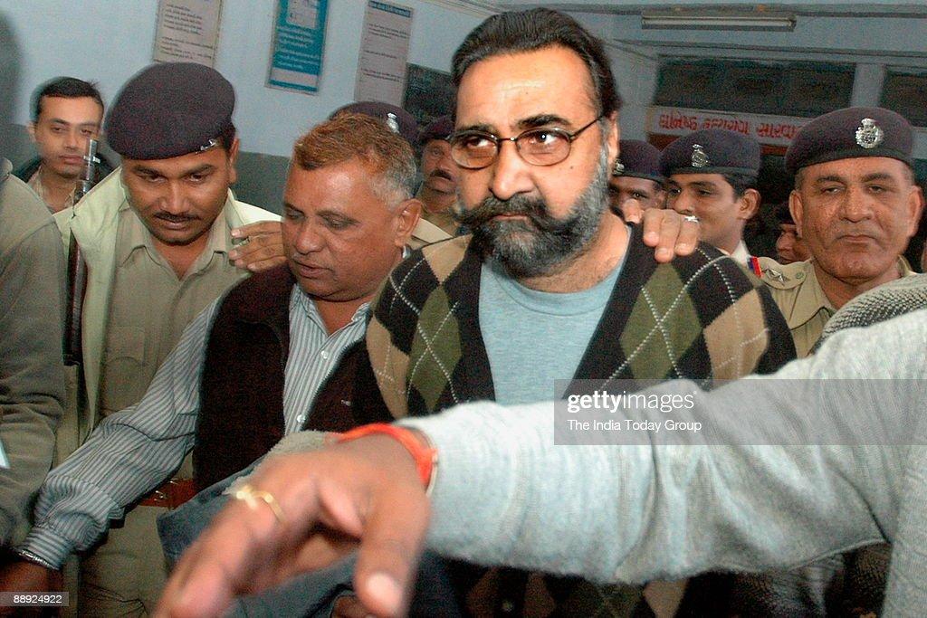 Nithari serial killings accused Moninder Singh Pandher today    News