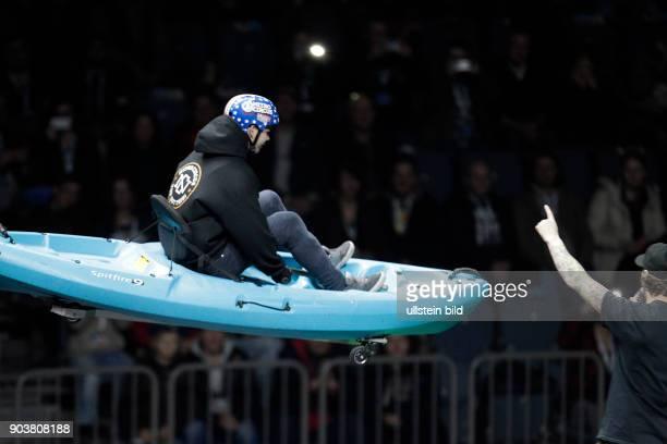 Nitro Circus Live Die internationalen TopAthleten zeigen dem Publikum eine Mischung aus den schwierigsten und gefährlichsten Stunts im Freestyle...