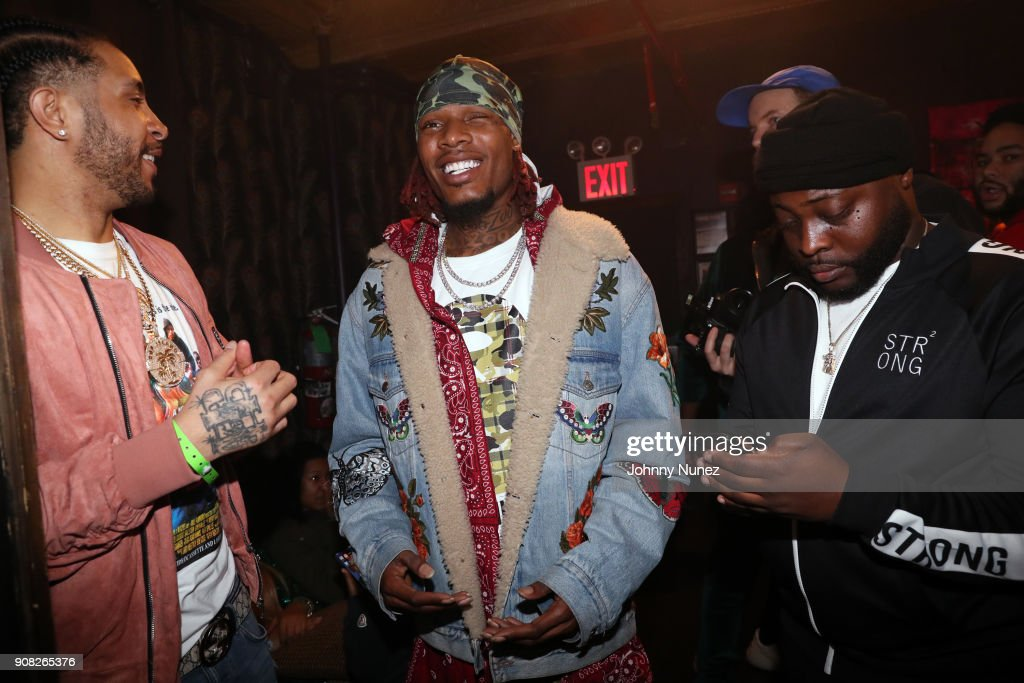 Fetty Wap In Concert - New York, NY
