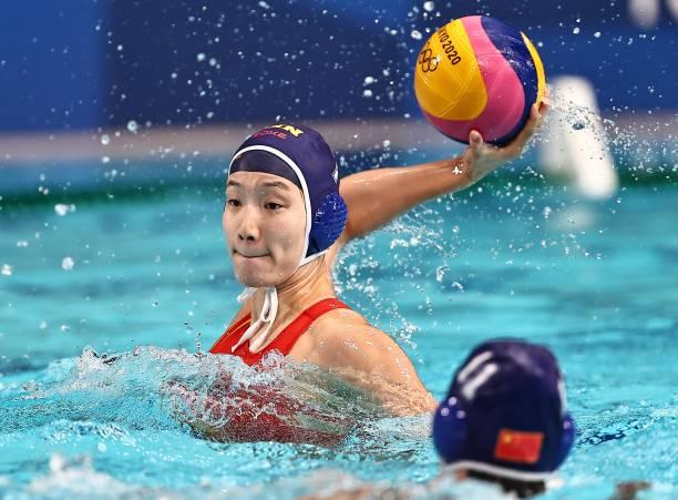 JPN: Water Polo - Tokyo 2020 Olympics - Day 11