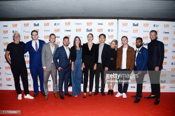 Niv Fichman James Schultz Fraser Ash Kevin Krikst Catherine Lutes Tuppence Middleton Albert Shin MarieJosee Croze Noah Reid Andy McQueen and Eric...