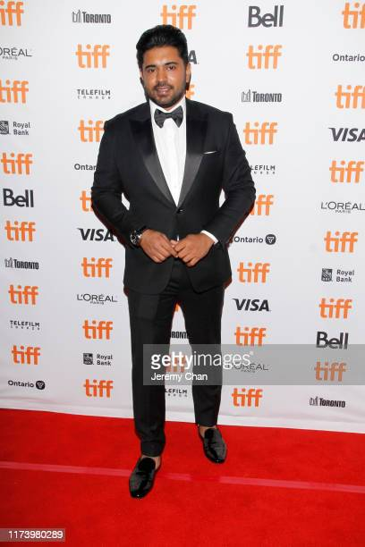 """Nivin Pauly attends the """"The Elder One"""" photo call during the 2019 Toronto International Film Festival at Winter Garden Theatre on September 11, 2019..."""