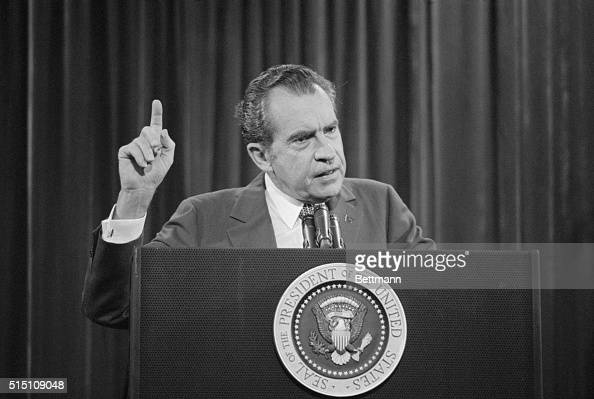 Nixon Addresses Conference  Disney World, Fla : President