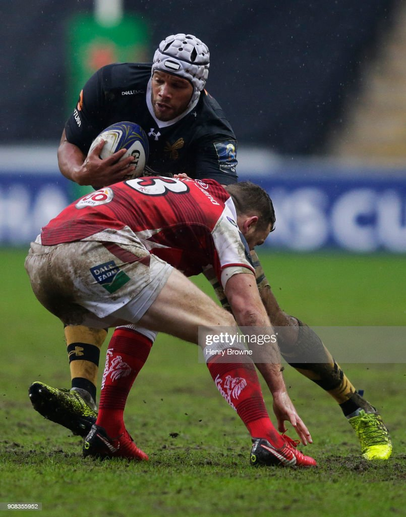 Wasps v Ulster Rugby -  Champions Cup