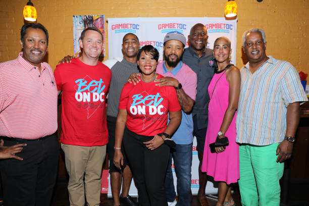 DC: D.C. Small Businesses Celebrate Opening Of In-Person Sportsbooks