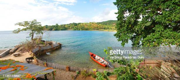 nkata bay - malawi stock pictures, royalty-free photos & images