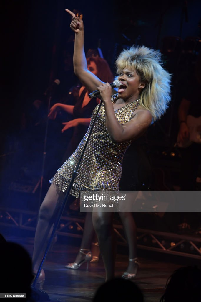 "GBR: ""Tina: The Tina Turner Musical"" 1st Birthday Gala"