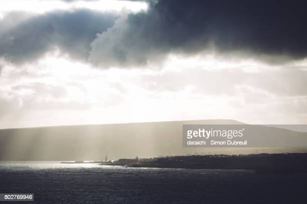 nólsoy from eystnes - torshavn stock pictures, royalty-free photos & images