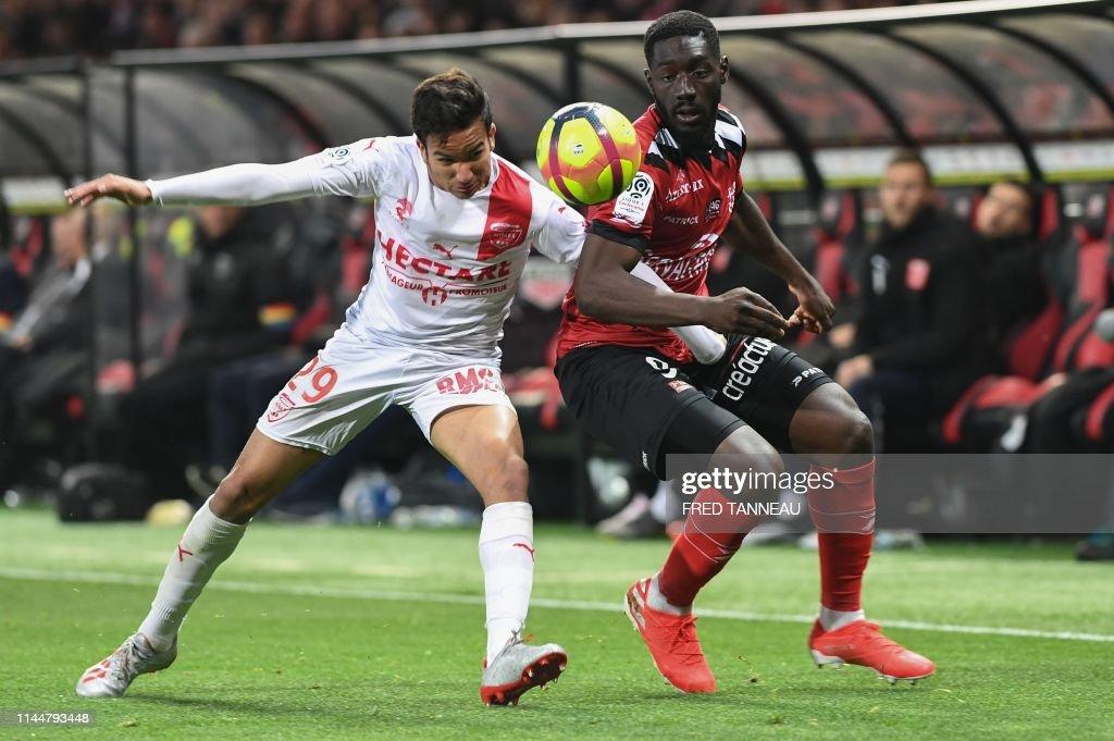 FRA: Amiens SC v EA Guingamp - Ligue 1